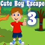 Games4King Cute Boy Escap…