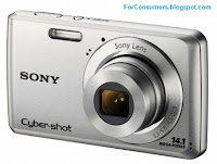 Sony Cyber-shot W520 review
