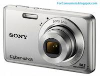 Sony Cyber-shot W520 review