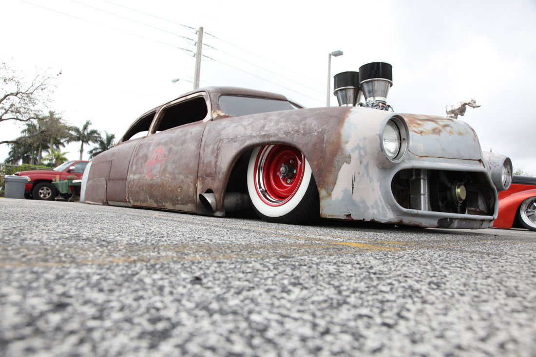 Here Rat rod suicide girls very