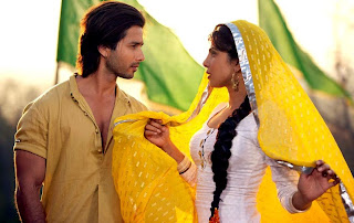 love couple shahid kapoor and priyanka chopra