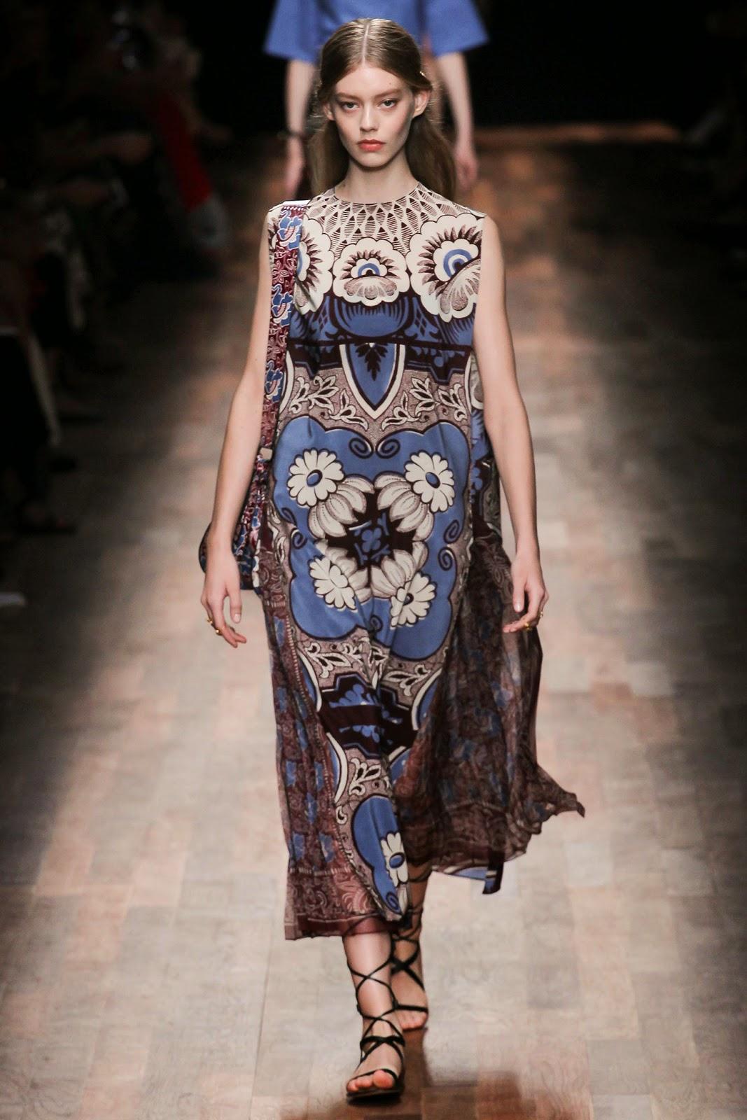 valentino 2015 summer 2016 trend women dress26 Valentino 2015 samling, våren sommaren 2016 Valentino klänning modeller, Valentino kväll klänning nya säsongen kvinnors kjolar modeller