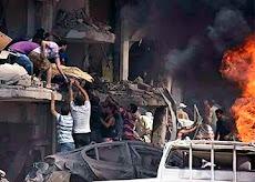 Atentado del EI en Qamishli (Siria)