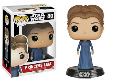 Star Wars: The Force Awakens Princess Leia Pop! Vinyl Figure by Funko