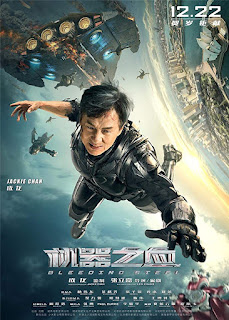 Bleeding Steel 2017 Dual Audio Hindi 720p BluRay [950MB]
