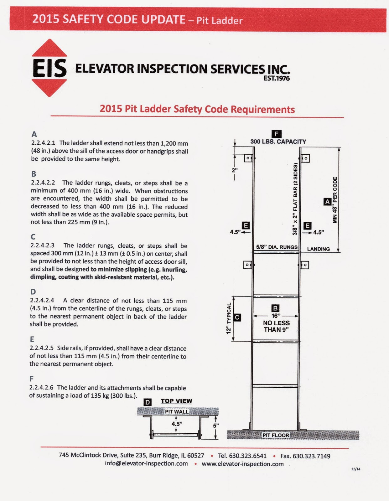Chicago Elevator Maintenance Colley Elevator State Of