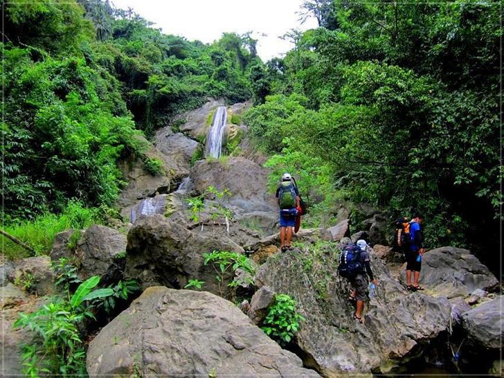 Budlaan Falls