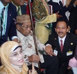 Bersama Gus Dur di Istana