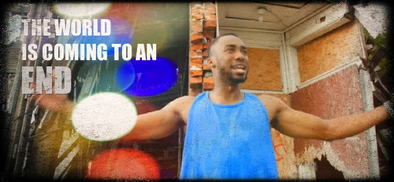 The World is Coming to an End Transcript Message by Prince EA