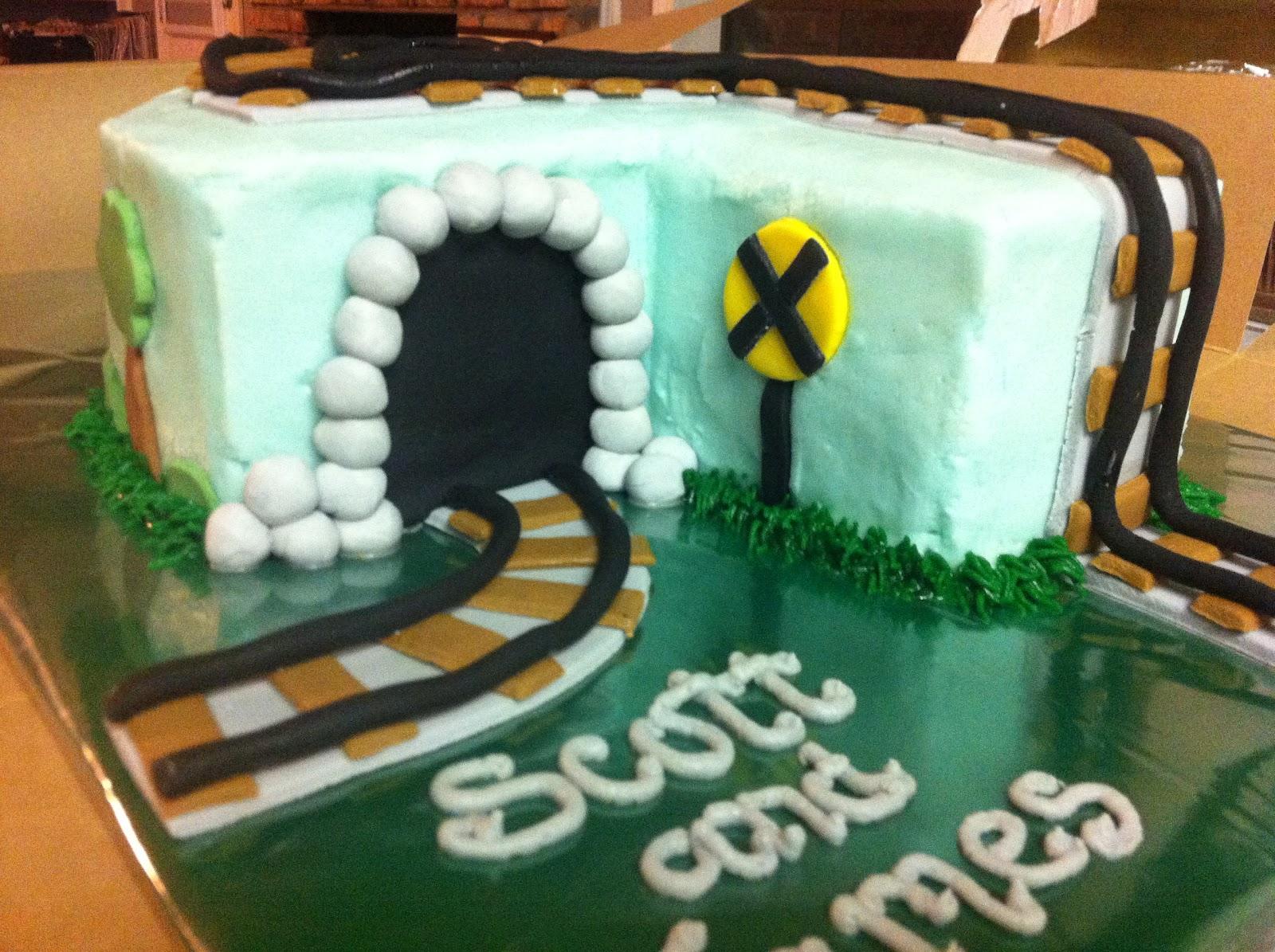 cakes by mindy train cake 9 x 13