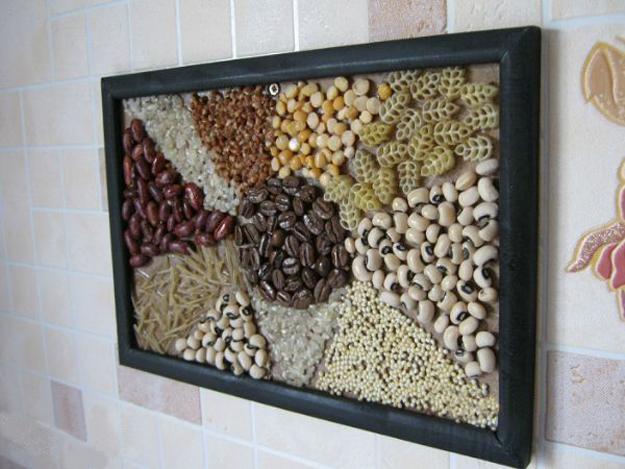 Поделки для декора кухни
