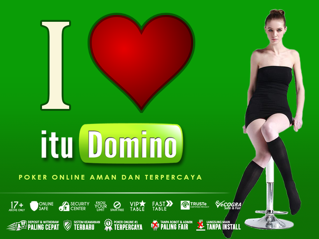 Judi Poker Online ituDomino