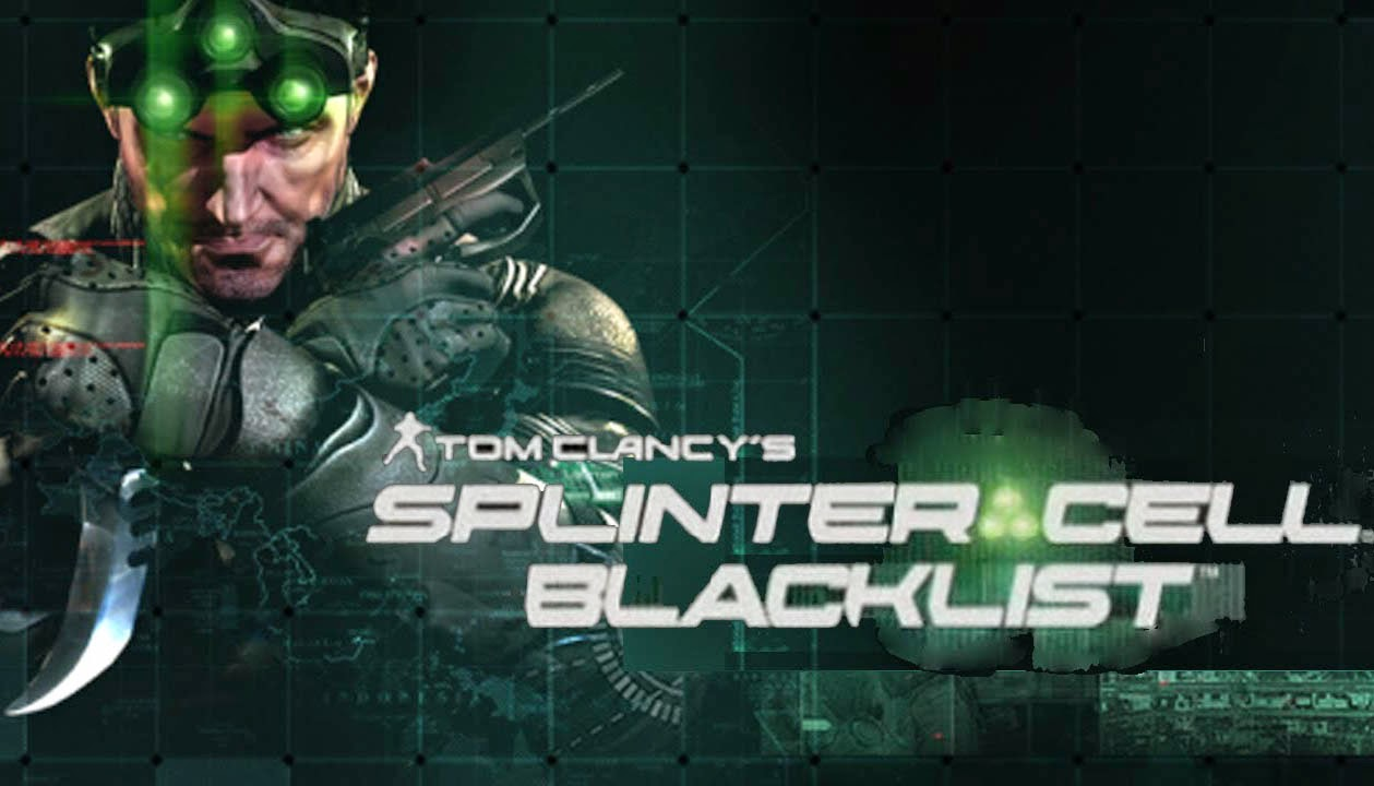blacklist Splinter Cell