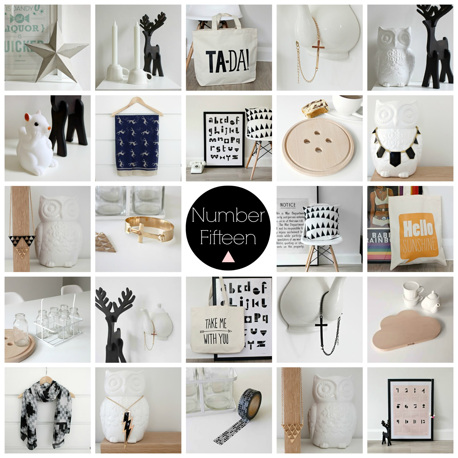 Number fifteen lots of cute quirky homewares for Cute homeware accessories