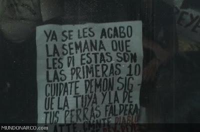 Blog Del Narco Imagenes Fuertes