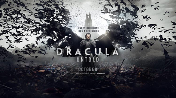 TERKEJUT KOT Filem Dracula Untold Memutar Belitkan Sejarah Islam
