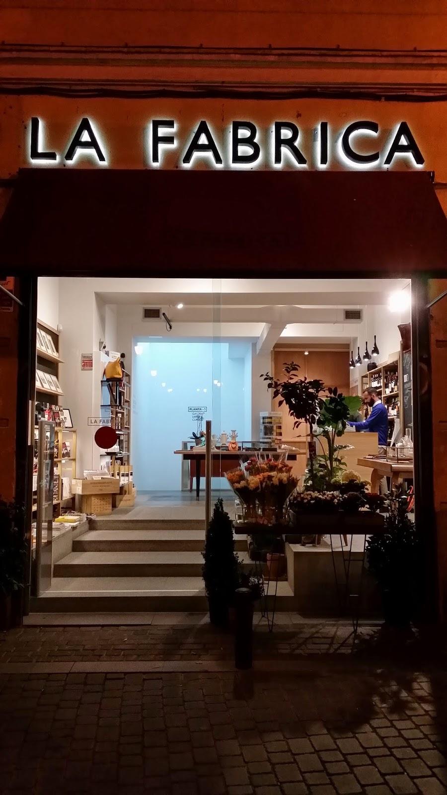 La Fabrica, Juan Gatti, Presentación colección pañuelos, complementos, moda