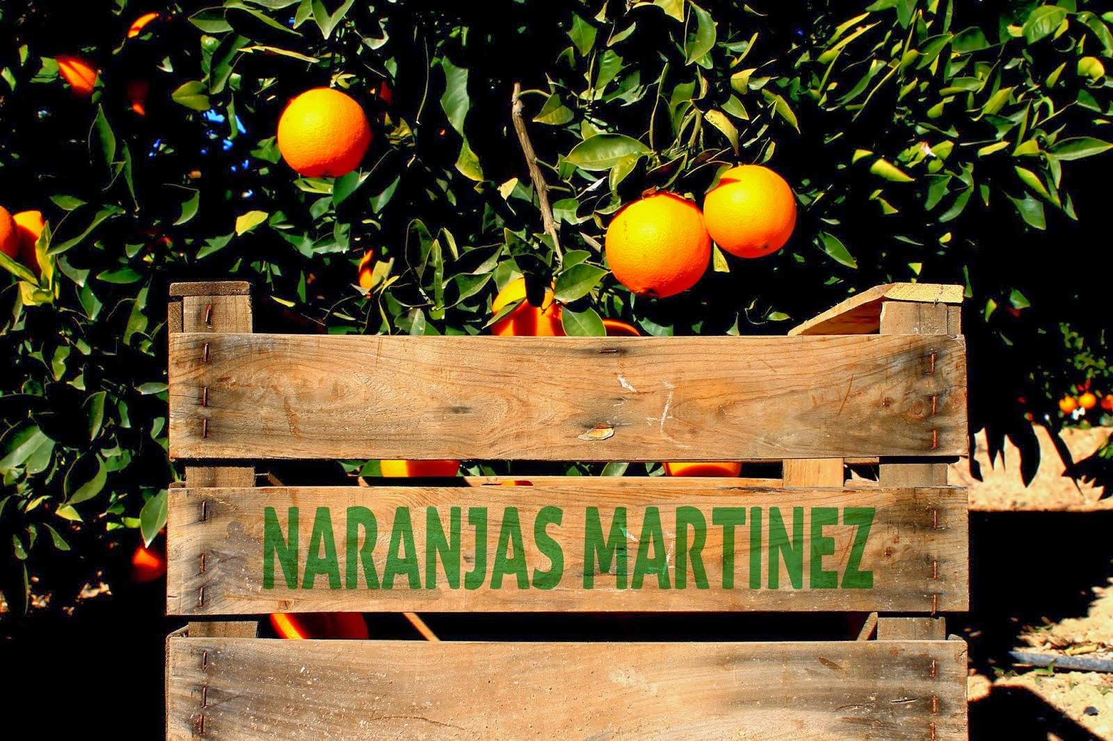 NARANJAS MARTIEZ
