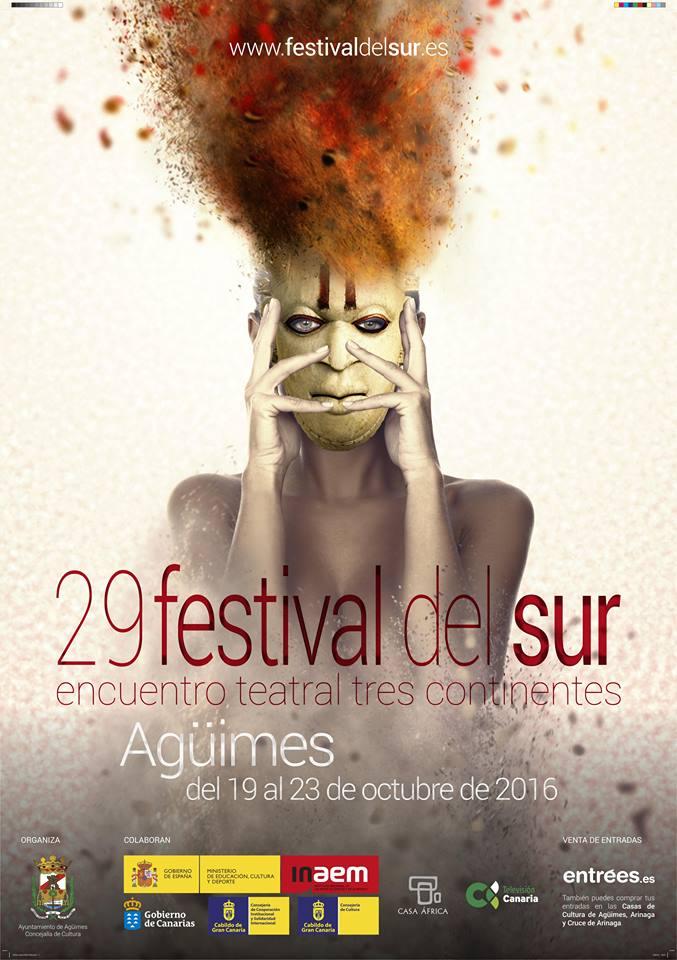29 Festival del Sur - Encuentro Teatral Tres Continentes