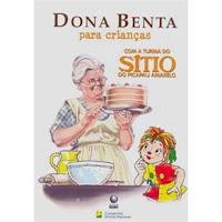 Livro de Receitas Dona Benta para Crianças