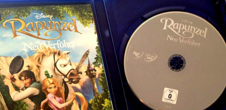 Rapunzel - neu verföhnt Filmbesprechung