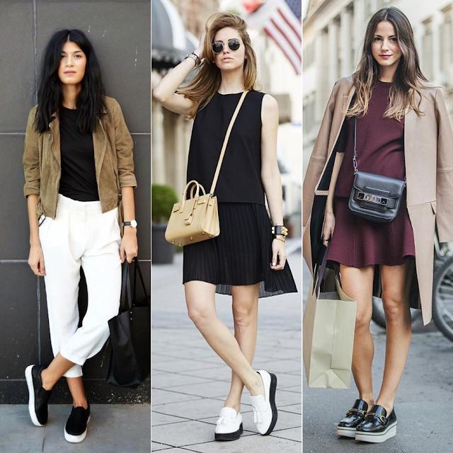 outfit, estilo, look, como usar flat form
