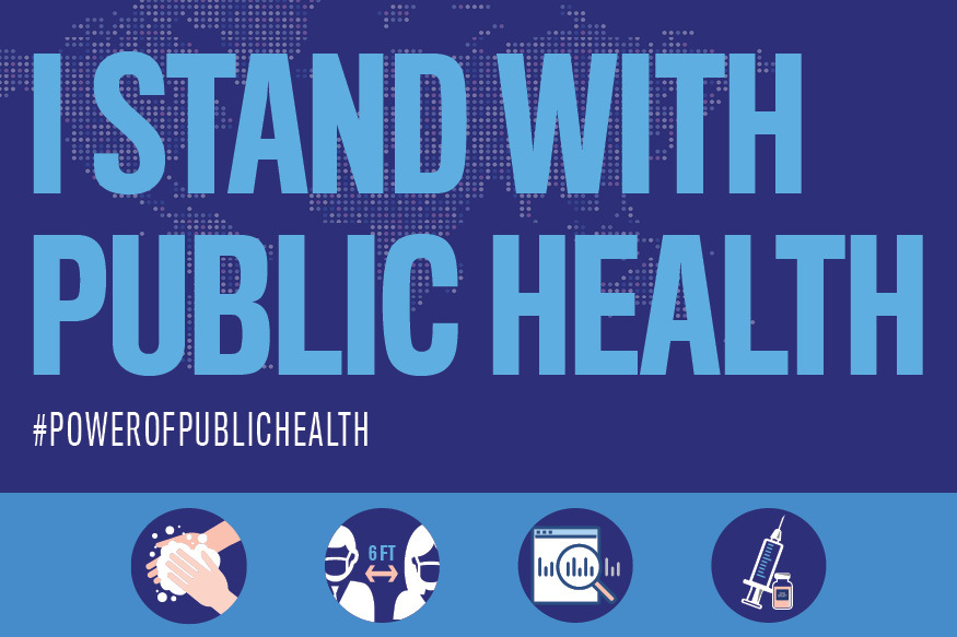 I Stand With Public Health