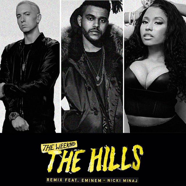 The Weeknd Ft. Eminem – The Hills (Remix) (Lyrics)