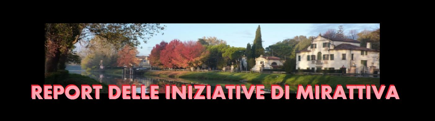 Iniziative dell'Associazione MirAttiva