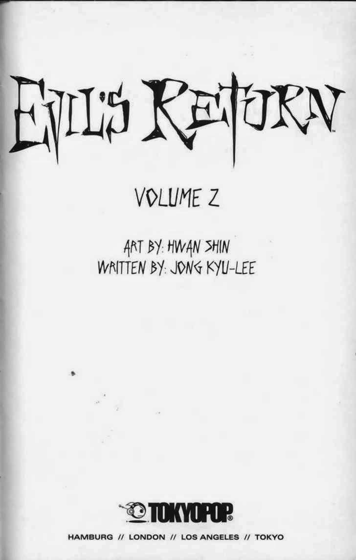 Evils Return chap 8 Trang 4 - Mangak.info