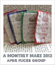 A Monthly Make  - 2012 - April