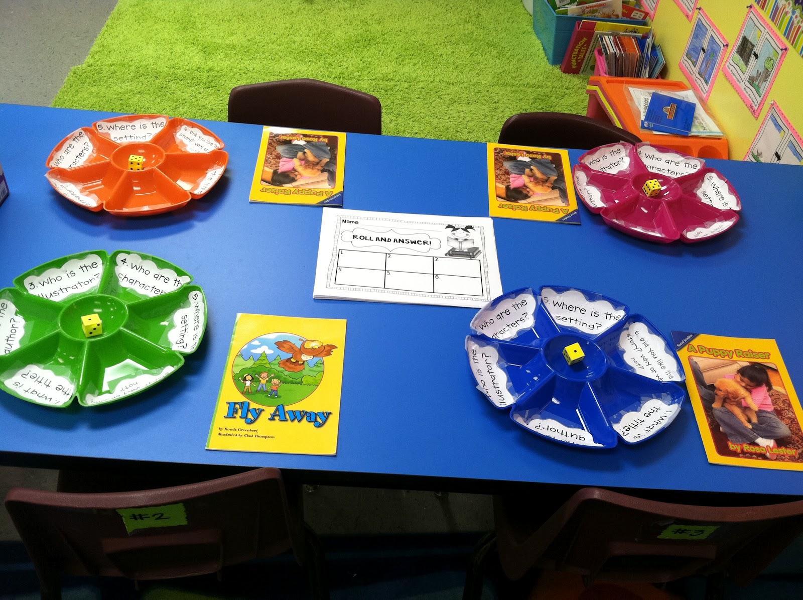 Classroom Theme Ideas For First Grade ~ Life in first grade fun new center ideas
