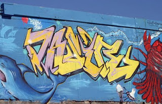 grafiti bunata