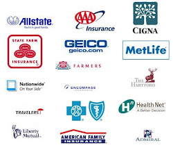 we accept all  insurance providers in alll auto glass replacements