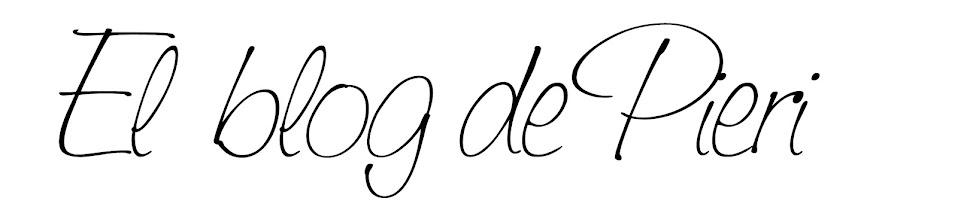 El blog de Pieri