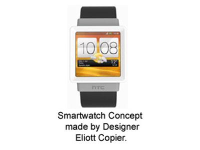 HTC Segera Rilis Smartwatch Akhir 2014