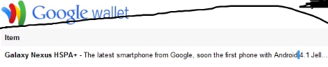 GALAXY Nexus Sold on Google Play Store and Will the First Phone with Android 4.1 Jelly Bean Installed 