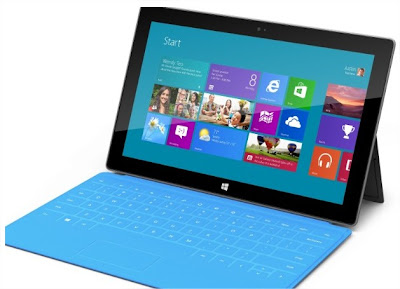 Windows surface tablet, windows 8, windows rt