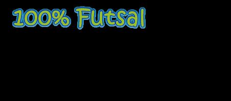 100% FUTSAL
