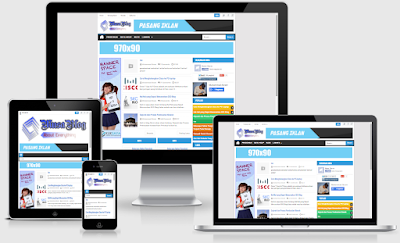 Top 10 Template Blog Responsif 1. SEOSimple Responsive Blogger Template V3