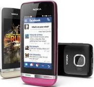 Nokia Touch Screen