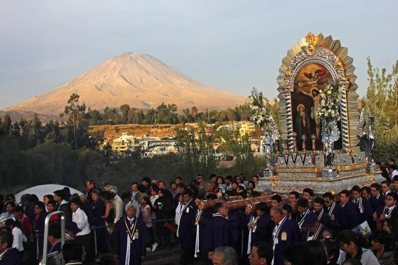 El Misti, Arequipa, Arequipa
