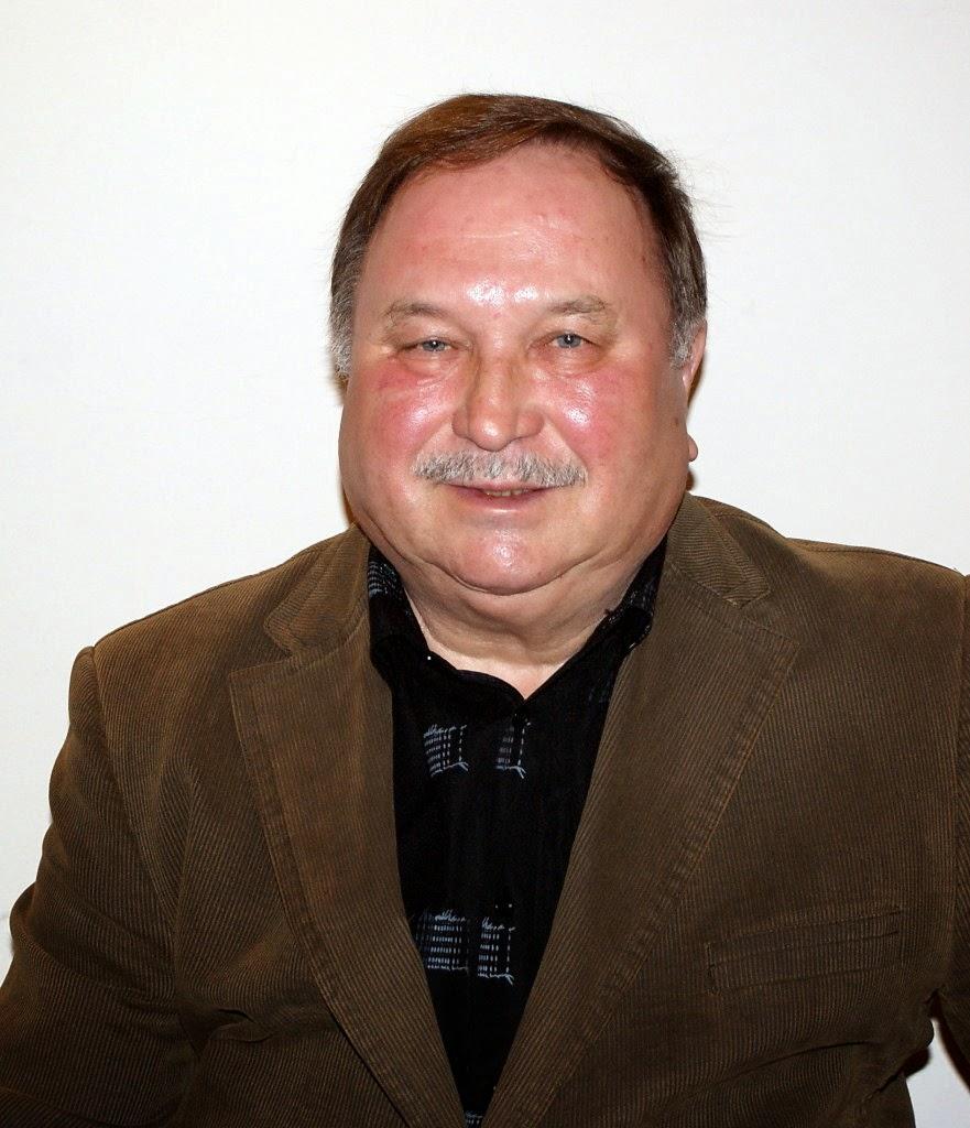<b>Claus Richter</b> mit kleiner Preusker- Medaille geehrt - Claus%252BRichter