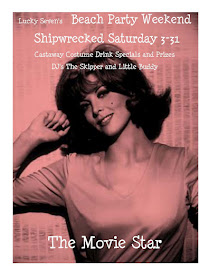 Shipwrecked Saturday : Rescue from Gilligan&#39;s Island With DJ&#39;s The Skipper and Little Buddy