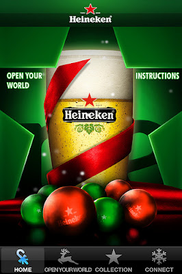 Heineken The Opener iPhone App