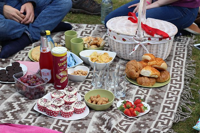 Picnic Southampton Common Park Food