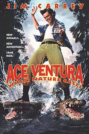 Ace Ventura When Nature Calls (1995)