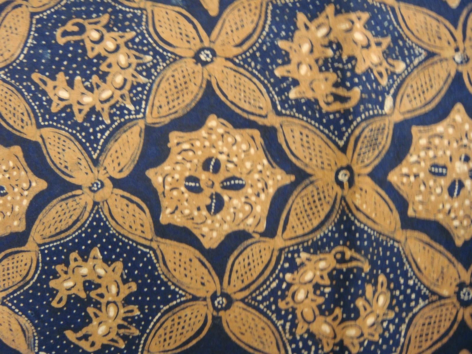 Pengrajin Batik Tulis Warna Alam Contoh Batik Warna Alam Karya Kami