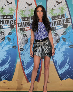 Megan Fox at Teens Choice Ceremony