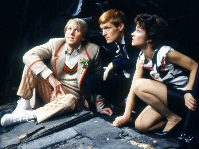 Doctor Who in the Eighties (and mid-Nineties)